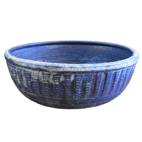 Batter Bowl Blue - TheMississippiGiftCompany.com