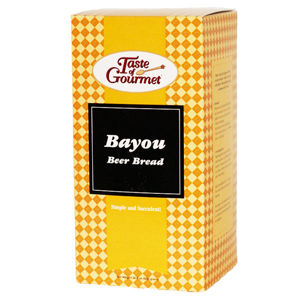 Bayou Beer Bread - TheMississippiGiftCompany.com
