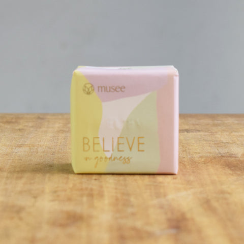 Mini Bath Soap-Believe in Goodness - TheMississippiGiftCompany.com