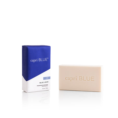 Capri Blue Bar Soap Blue Jean - TheMississippiGiftCompany.com
