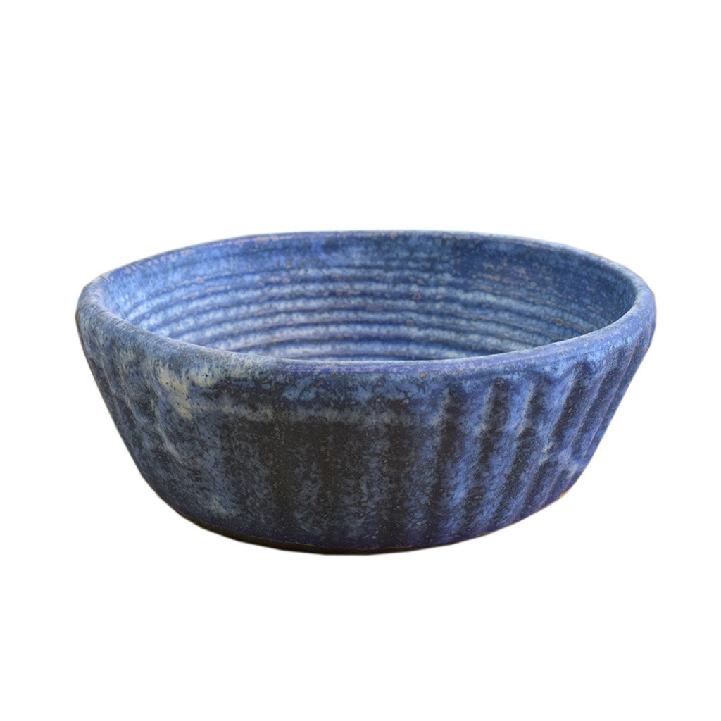 Coffee Filter Bowl Blue