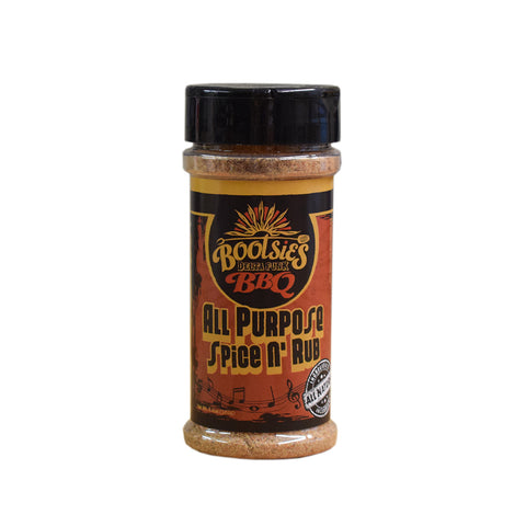 Bootsie's Delta Funk BBQ All Purpose Spice N Rub - TheMississippiGiftCompany.com