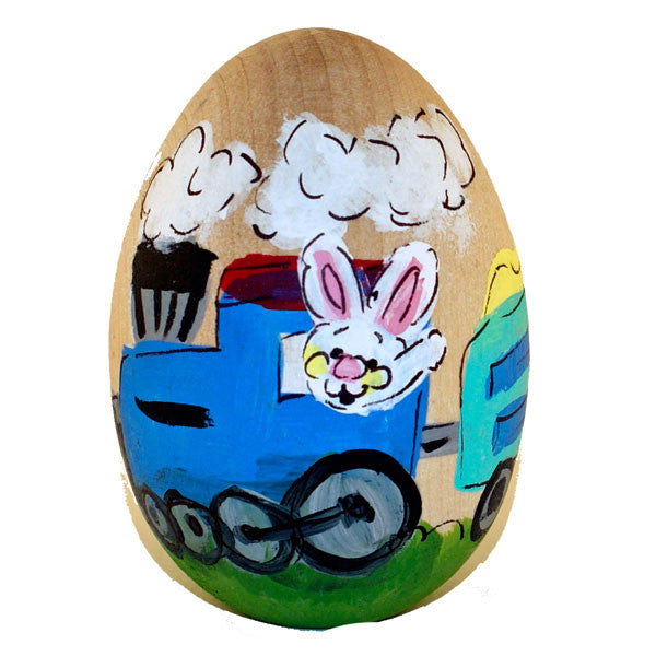http://WWW.THEMISSISSIPPIGIFTCOMPANY.COM/Train-Hand-Painted-Wooden-Easter-Egg.aspx