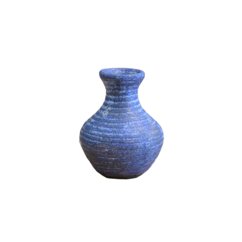 Bud Vase Blue - TheMississippiGiftCompany.com