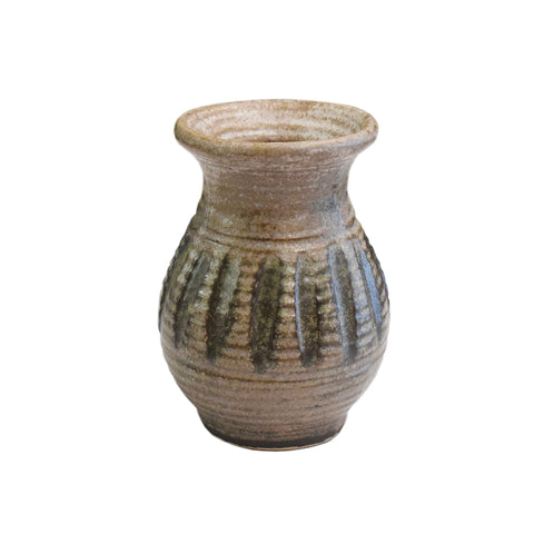 Carnation Vase Nutmeg - TheMississippiGiftCompany.com