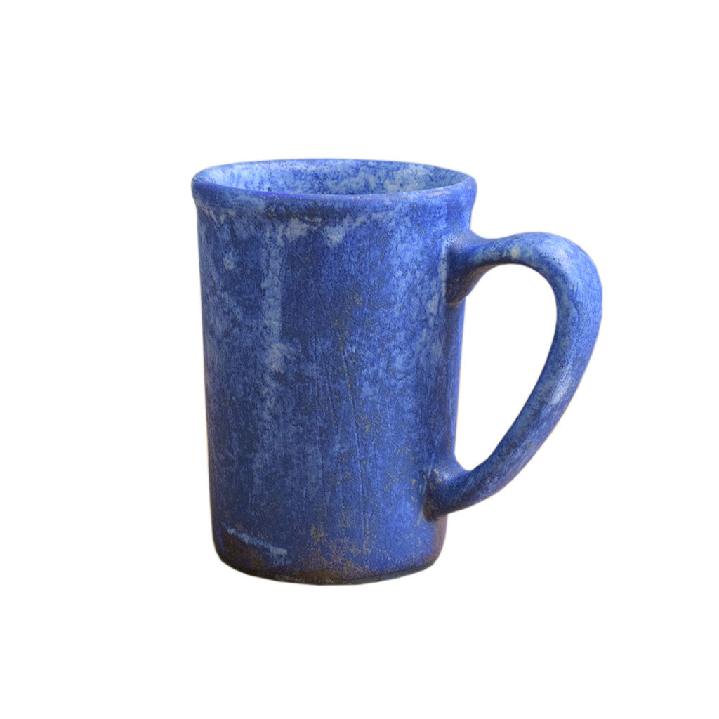 Coffee Mug Blue - TheMississippiGiftCompany.com