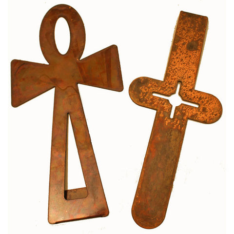 Copper Bookmarks - TheMississippiGiftCompany.com