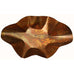 Copper Oval Bowl - TheMississippiGiftCompany.com