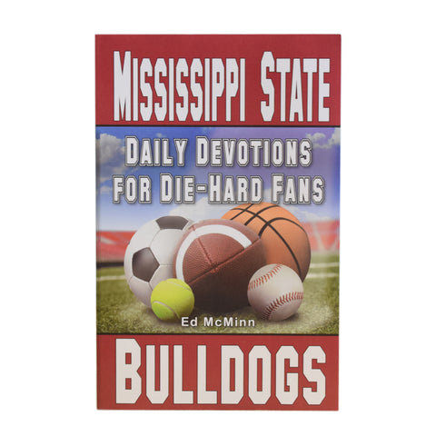 Daily Devotions For Die Hard Fans- Mississippi State