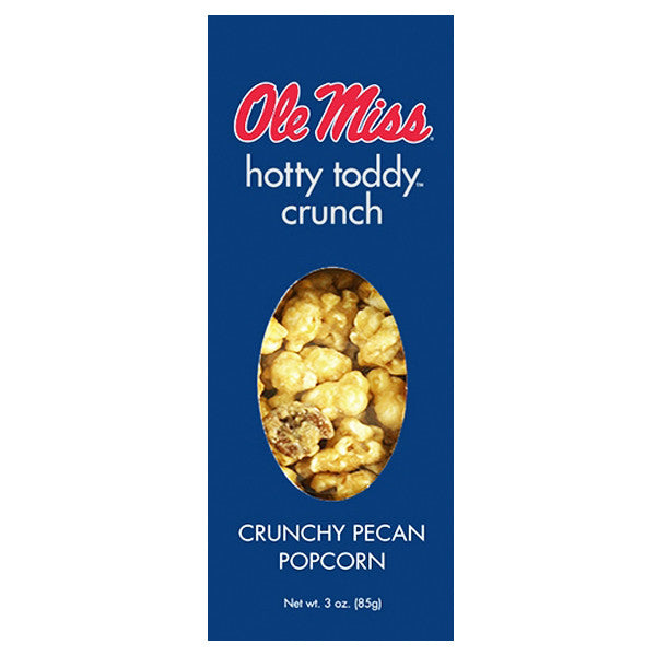 Hotty Toddy Crunch 3oz - TheMississippiGiftCompany.com