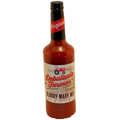 Debutante Farmer's Bloody Mary Mix - TheMississippiGiftCompany.com