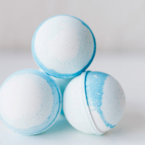 Restoration Bath House Bath Bomb- Deep Blue - TheMississippiGiftCompany.com