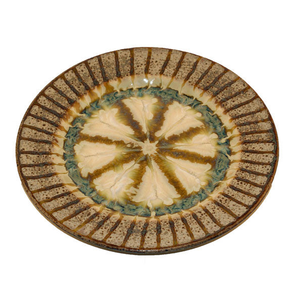 http://WWW.THEMISSISSIPPIGIFTCOMPANY.COM/good-earth-sparrow-luncheon-plate.aspx