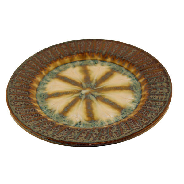 http://WWW.THEMISSISSIPPIGIFTCOMPANY.COM/good-earth-bluebird-luncheon-plate.aspx