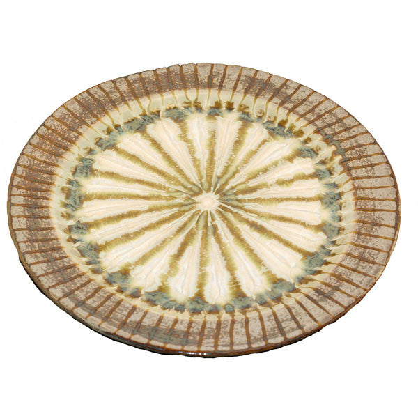 Good Earth Sparrow Charger 15 inches - TheMississippiGiftCompany.com