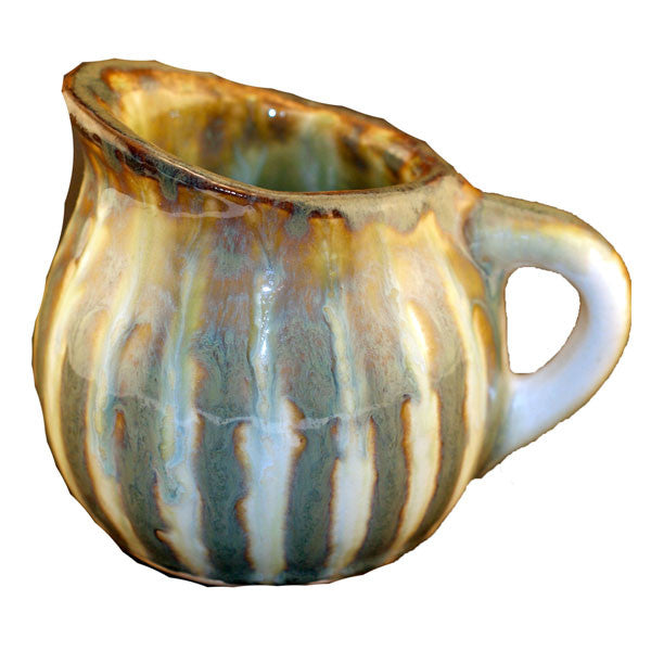 Good Earth Bluebird Creamer - TheMississippiGiftCompany.com