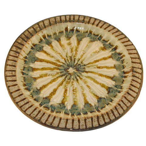 Good Earth Sparrow Charger 13.5 inches - TheMississippiGiftCompany.com