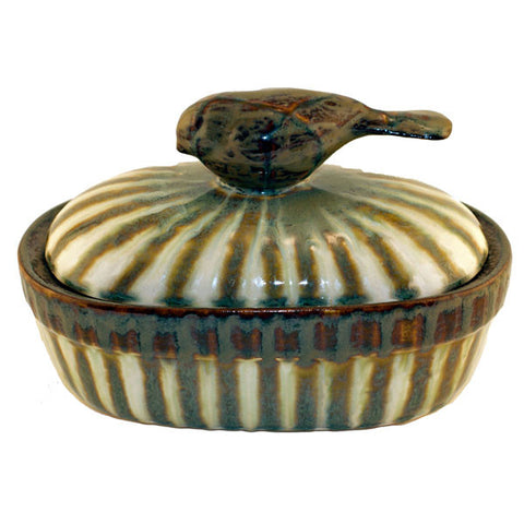 Bluebird Small Casserole - TheMississippiGiftCompany.com