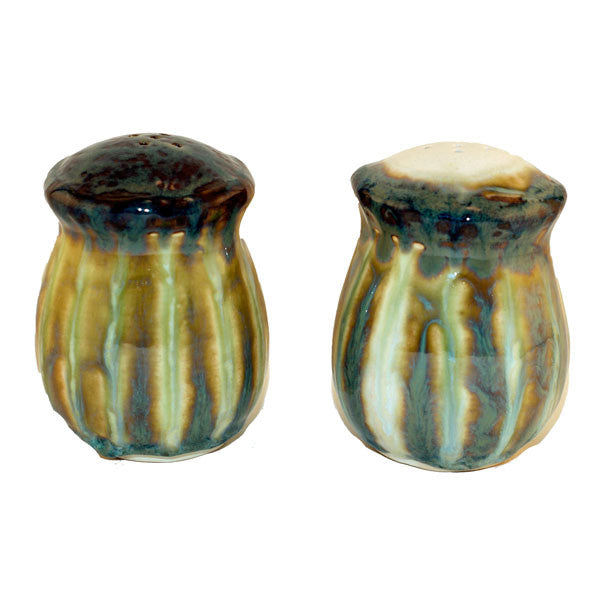 Good Earth Bluebird Salt And Pepper - TheMississippiGiftCompany.com