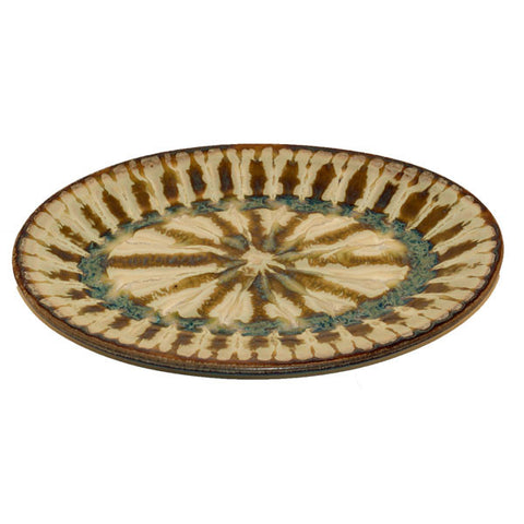 Good Earth Sparrow Small Oval Platter - TheMississippiGiftCompany.com