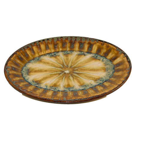 Bluebird Small Oval Platter - TheMississippiGiftCompany.com