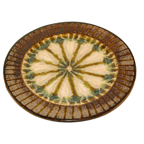Good Earth Sparrow Dinner Plate - TheMississippiGiftCompany.com