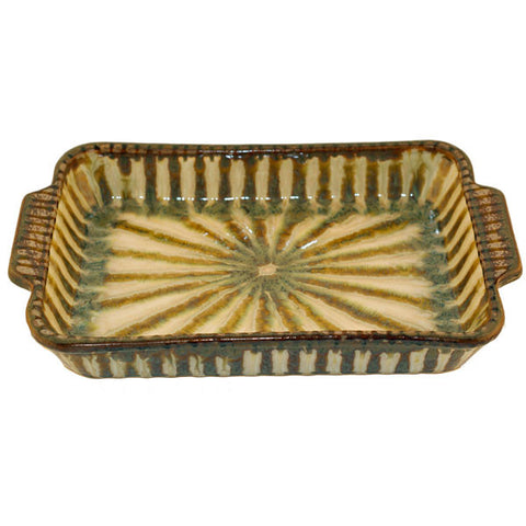 Good Earth Sparrow Lasagna Dish - TheMississippiGiftCompany.com