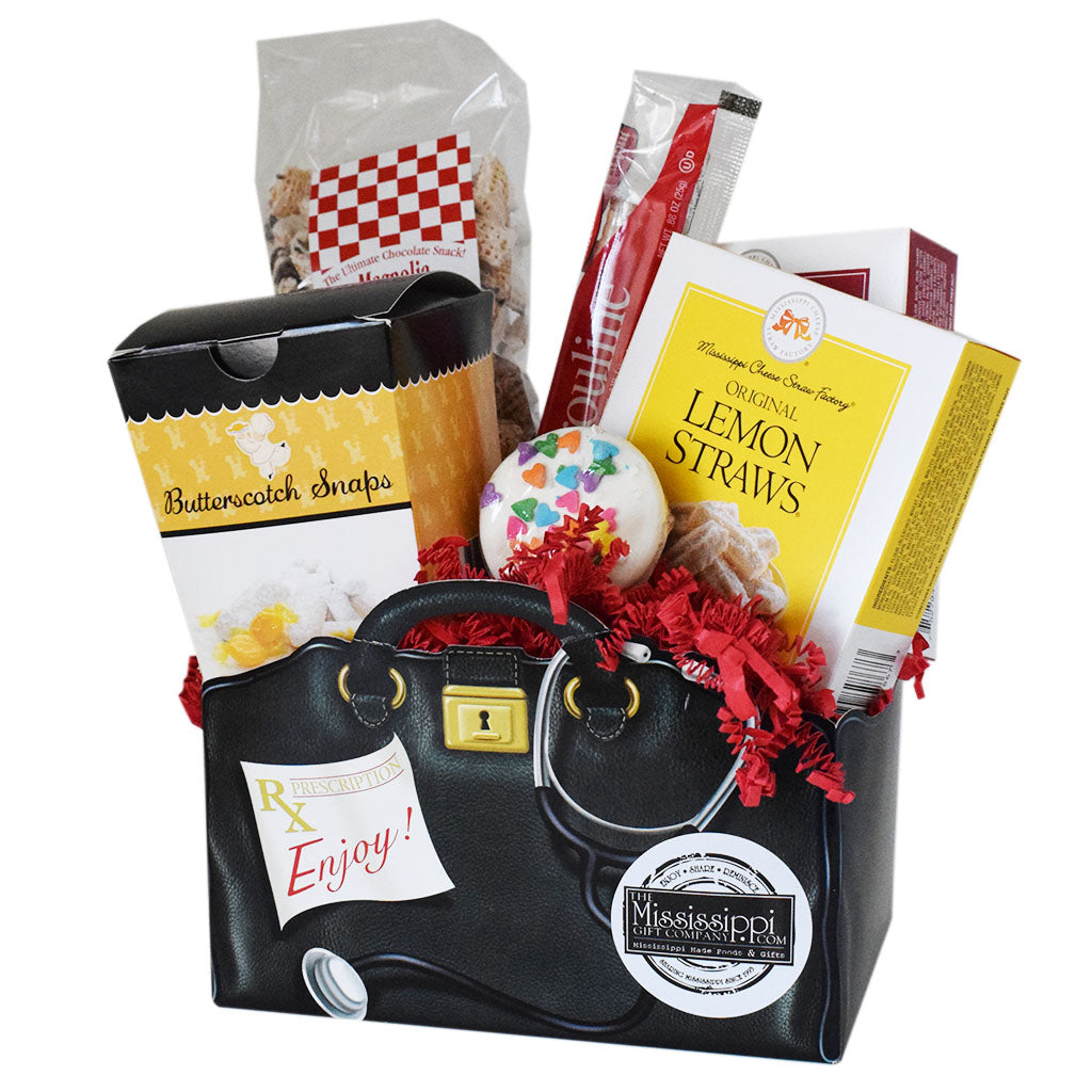 Small Doctor's Gift Box - TheMississippiGiftCompany.com