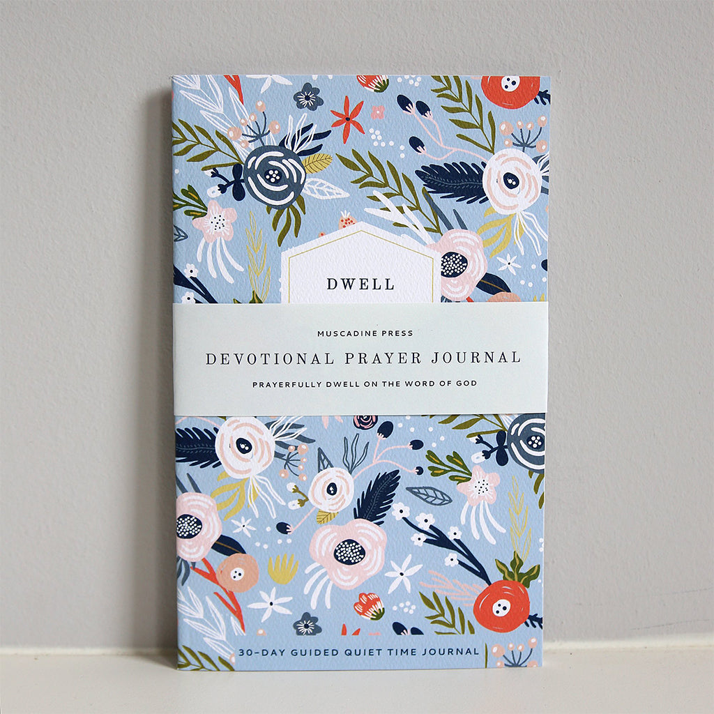 Garden Party Prayer Journal - TheMississippiGiftCompany.com