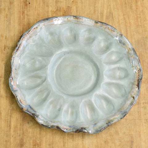 Peaceful Deviled Egg Plate