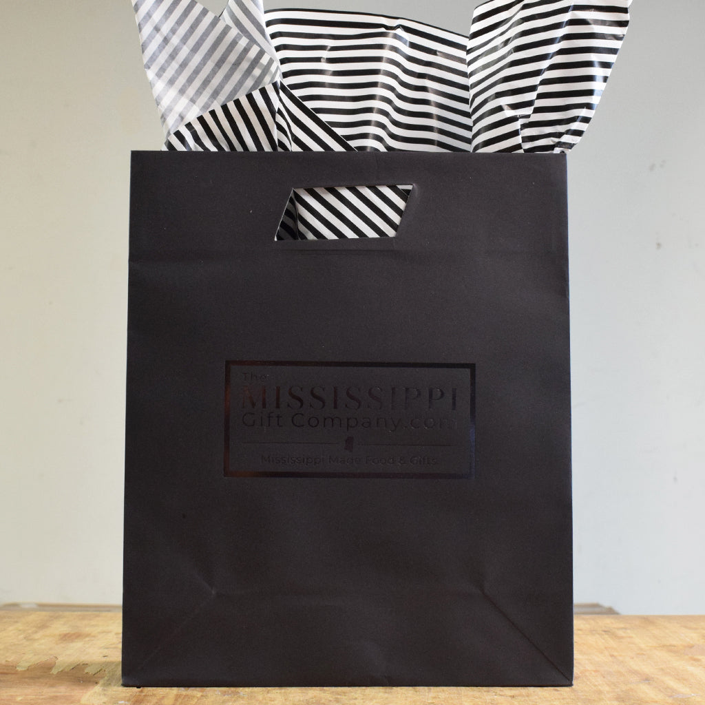 Premium Large Mississippi Gift Company Bag - TheMississippiGiftCompany.com