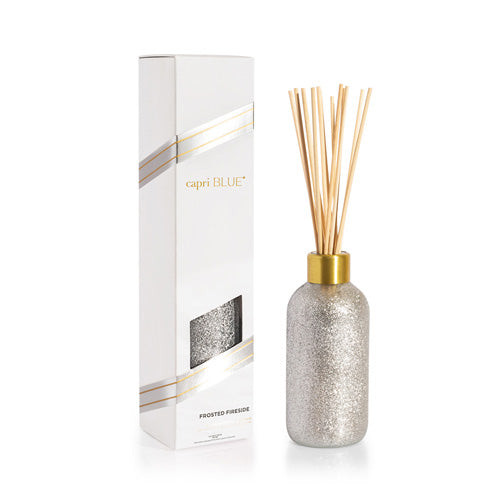 Frosted Fireside Glam Reed Diffuser
