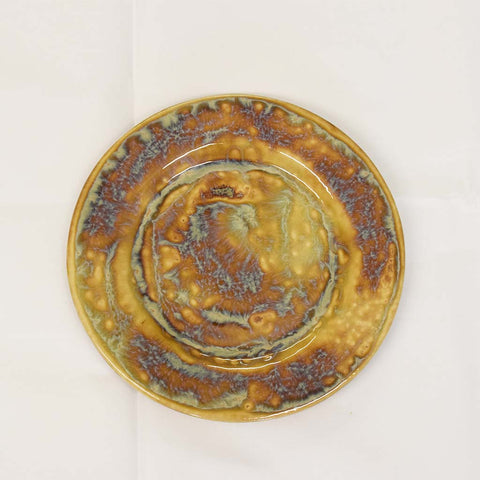 Ginger Luncheon Plate - TheMississippiGiftCompany.com
