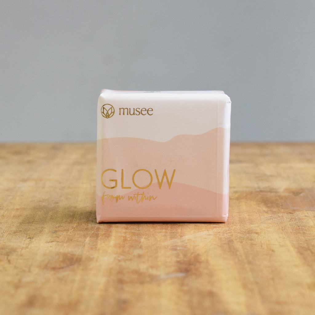 Mini Bath Soap-Glow from Within - TheMississippiGiftCompany.com