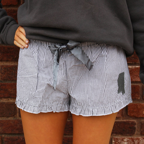 Sleep Shorts- Mississippi Design