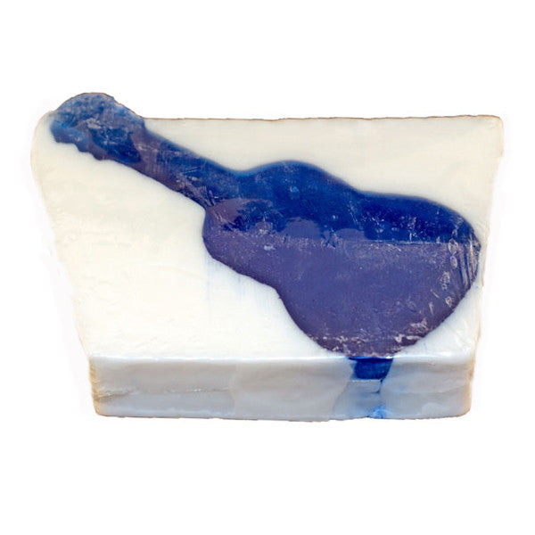 Delta Soaps & Scents Blues Guitar Soap - TheMississippiGiftCompany.com