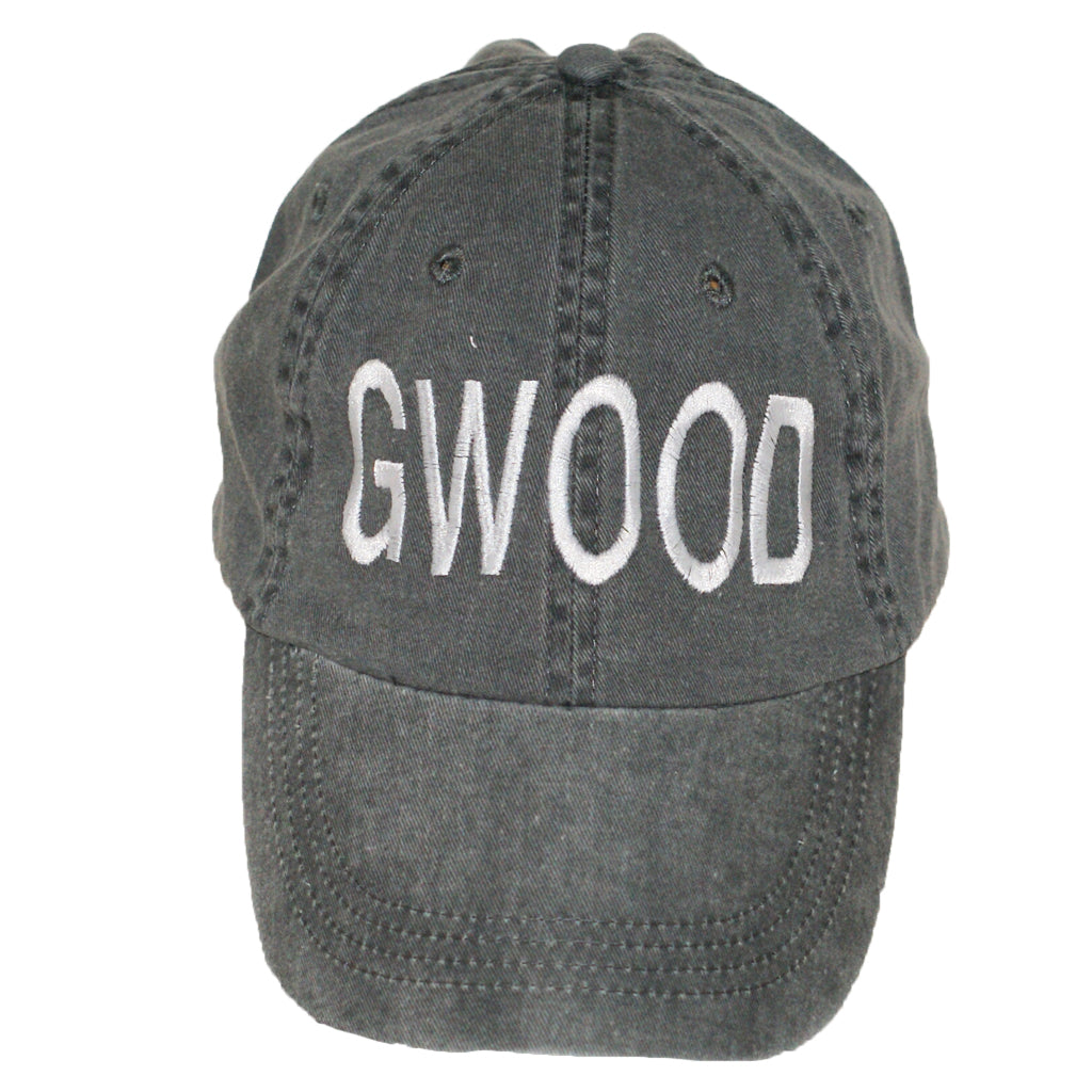 GWOOD Gray Hat - TheMississippiGiftCompany.com