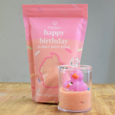 Happy Birthday Bubbly Bath Soak - TheMississippiGiftCompany.com