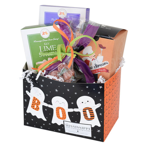 Happy Halloween Y'all Gift Box - TheMississippiGiftCompany.com