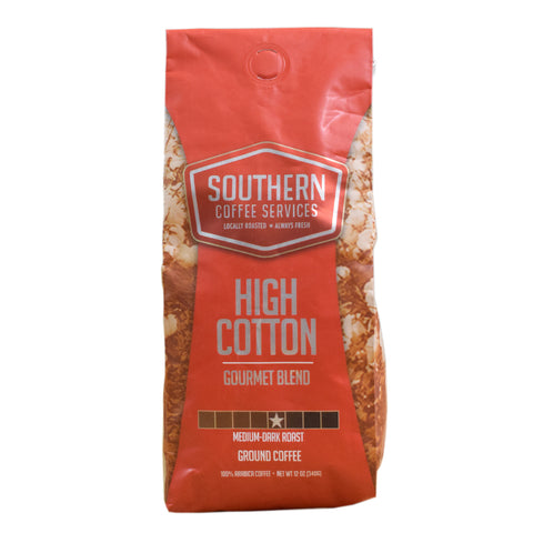 High Cotton Gourmet Blend Coffee 12oz