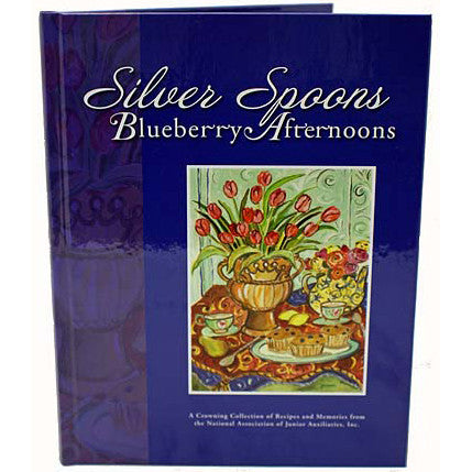 http://WWW.THEMISSISSIPPIGIFTCOMPANY.COM/silver-spoons-blueberry-afternoons-cookbook.aspx
