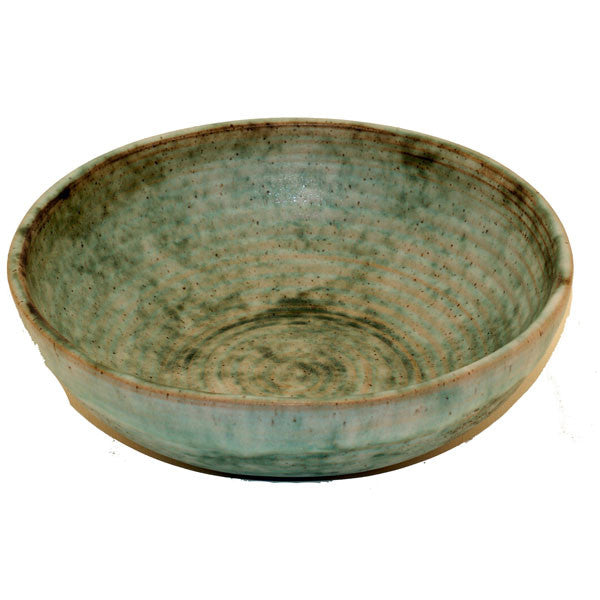 Small Gumbo Bowl Jade - TheMississippiGiftCompany.com