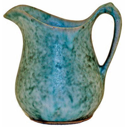 Medium Syrup Pitcher Jade - TheMississippiGiftCompany.com
