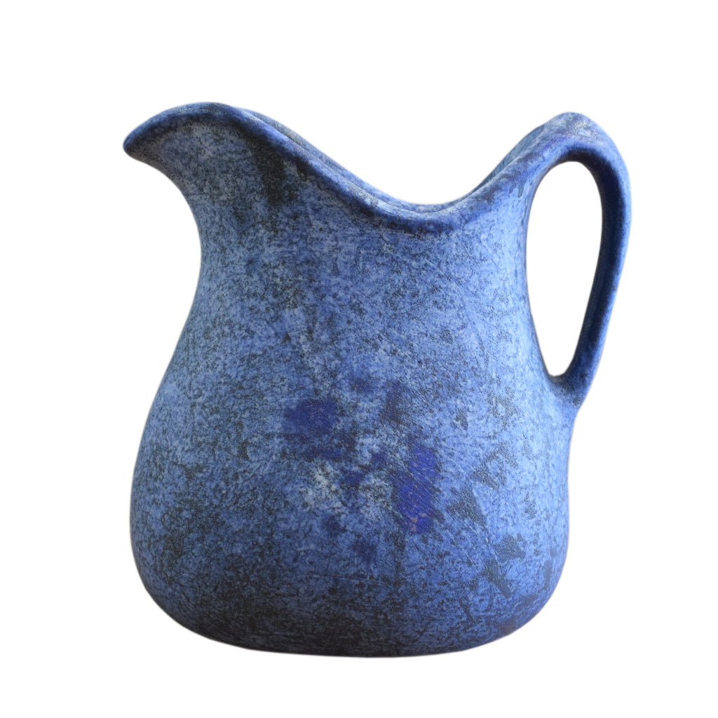 Juice Pitcher Blue - TheMississippiGiftCompany.com