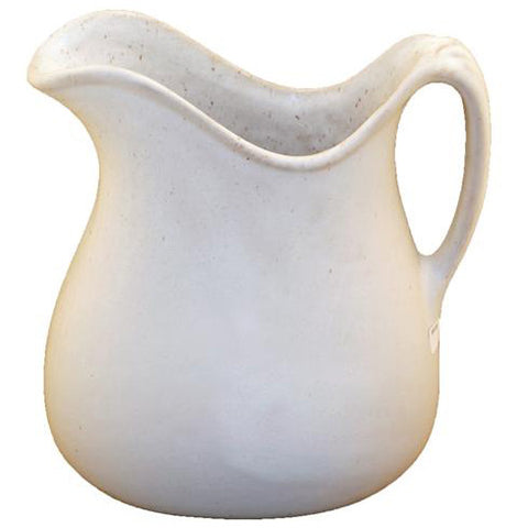 Juice Pitcher White - TheMississippiGiftCompany.com
