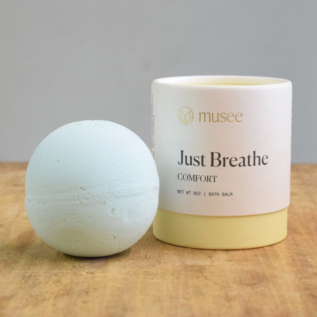 Boxed Bath Balm- Just Breathe - TheMississippiGiftCompany.com