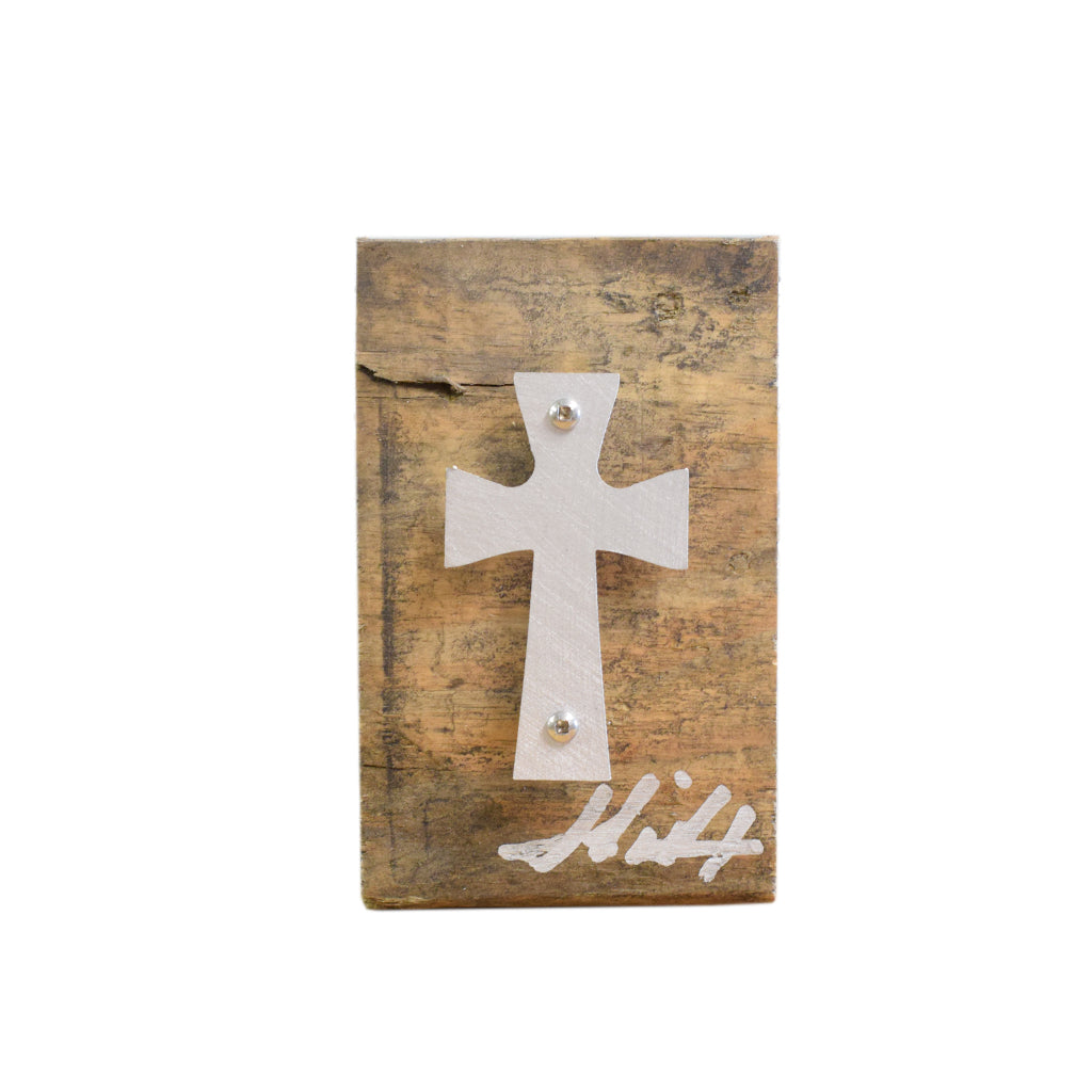 John Willcoxon Extra Small Cross