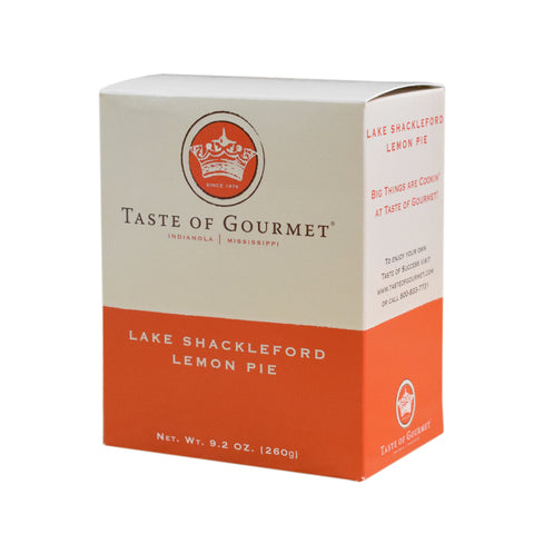 Lake Shackelford Lemon Pie Mix - TheMississippiGiftCompany.com