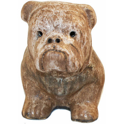 Large Bulldog Nutmeg - TheMississippiGiftCompany.com