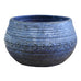 Large Christening Bowl Blue - TheMississippiGiftCompany.com